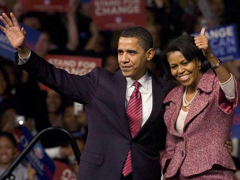 Bí kíp để bà Obama viết sách hốt vài chục triệu đô - ảnh 1