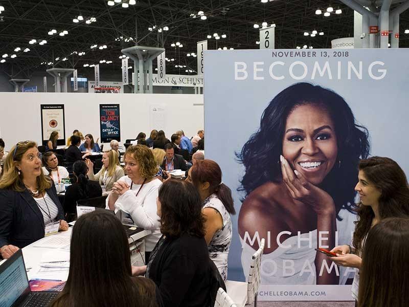 Bí kíp để bà Obama viết sách hốt vài chục triệu đô - ảnh 2