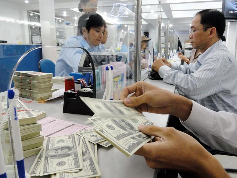 Doanh nghiệp nhập khẩu sẽ không được vay USD nữa? - ảnh 1