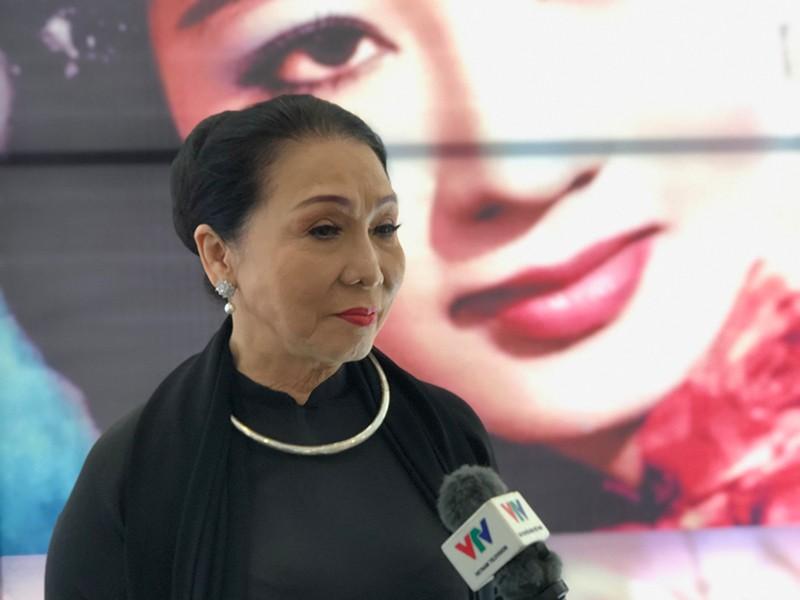 Lễ giỗ hoa hồng nhớ nghệ sĩ Thanh Nga - ảnh 1