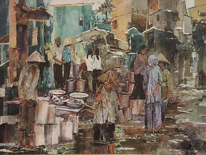 Hẻm Sài Gòn: Lộn xộn và nên thơ - ảnh 1