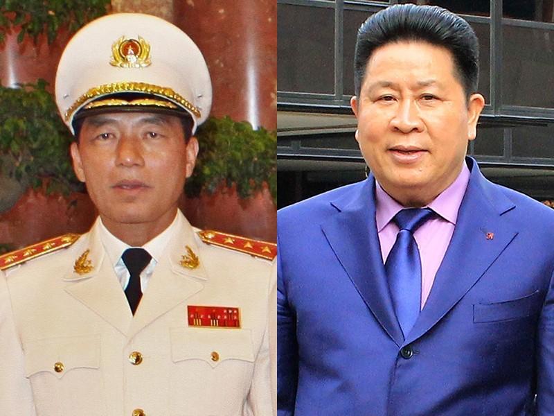 2 cựu thứ trưởng Bùi Văn Thành, Trần Việt Tân bị khởi tố - ảnh 1