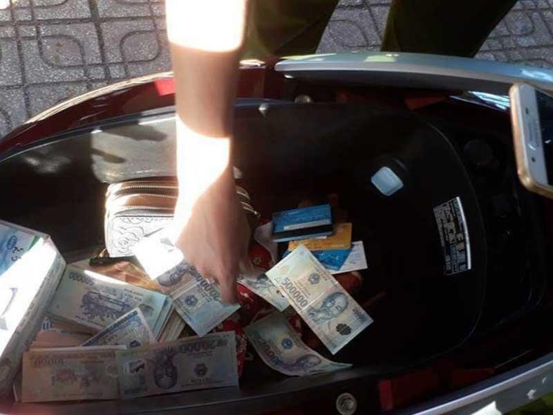 Cảnh giác chiêu biến tờ 20.000 đồng thành 500.000 đồng - ảnh 2