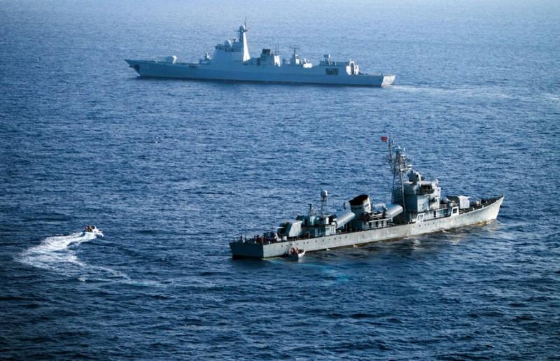 Ông Duterte nhờ Trung Quốc giúp tuần tra trên biển - ảnh 2