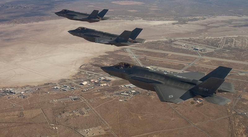 Mỹ cho phi đội F-35A đến châu Âu, răn đe Nga - ảnh 1