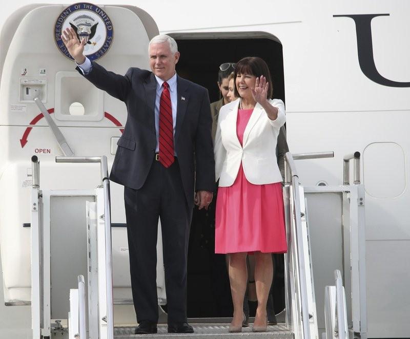 Phó Tổng thống Mỹ chỉ trích Triều Tiên 'khiêu khích' - ảnh 2