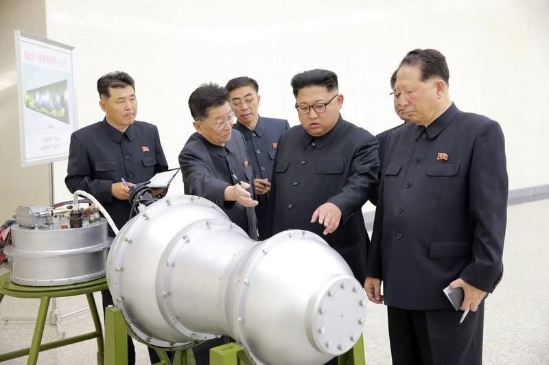 Triều Tiên tuyên bố đã có được siêu bom khinh khí - ảnh 1
