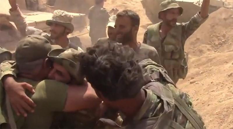 Syria đại thắng IS ở Deir ez-Zor - ảnh 1
