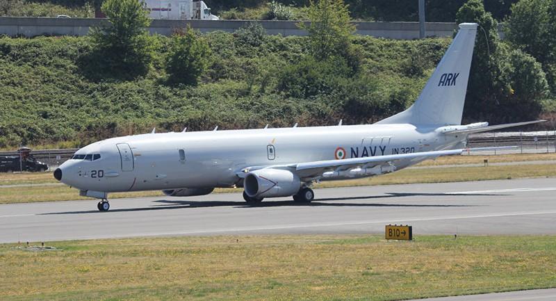 Hải quân Ấn Độ quyết tăng thêm máy bay chống ngầm - ảnh 1