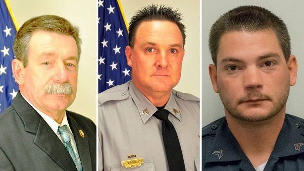 Đấu súng ở South Carolina, 1 thám tử thiệt mạng - ảnh 2