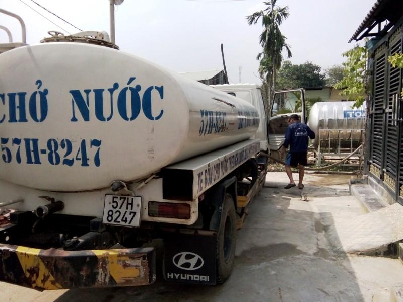 Hơn 3.400 tỉ đồng dẫn nước sạch về trung tâm TP.HCM - ảnh 1