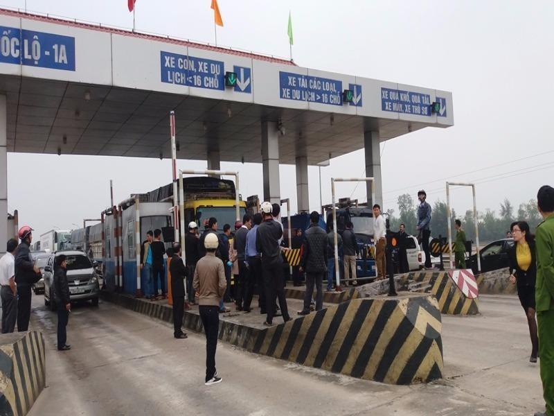 Giảm phí qua trạm BOT cho người dân Quảng Bình - ảnh 1