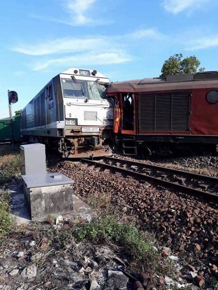 Tai nạn đường sắt: Lại tiếp tục xảy ra một vụ - ảnh 1