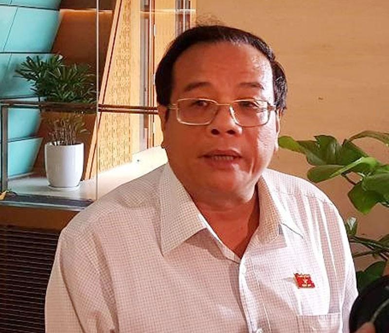 Phó bí thư Bình Thuận nói về vụ đập phá trụ sở UBND tỉnh - ảnh 1