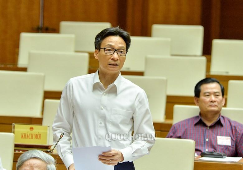 Phó Thủ tướng: Chưa có chủ trương cải cách tiếng Việt - ảnh 1