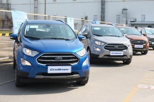 Ford phải triệu hồi hơn 17.000 xe vì bị lỗi - ảnh 1