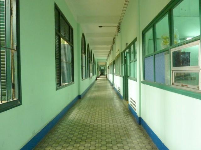 THCS Hồng Bàng – Di tích kiến trúc nghệ thuật của TP - ảnh 7