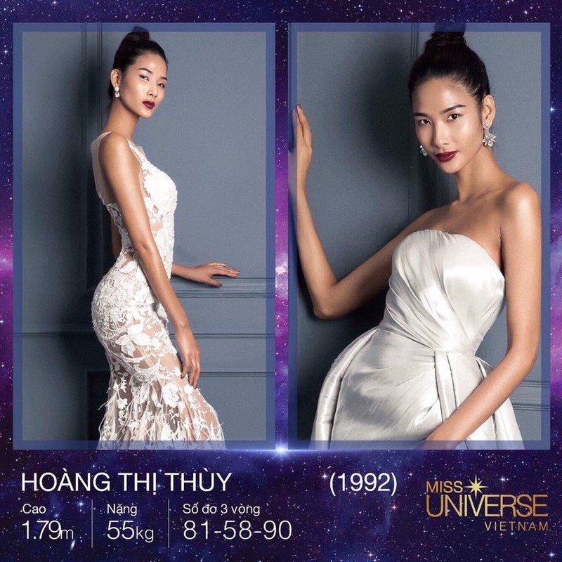 Hoàng Thùy bất ngờ thi Hoa hậu hoàn vũ Việt Nam 2017 - ảnh 1