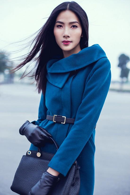Hoàng Thùy bất ngờ thi Hoa hậu hoàn vũ Việt Nam 2017 - ảnh 3