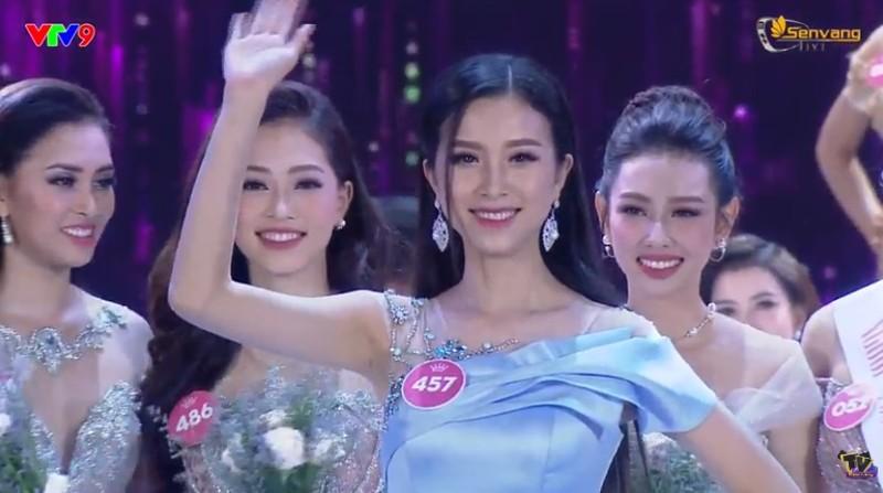 Cô gái Quảng Nam Trần Tiểu Vy đăng quang hoa hậu Việt Nam 2018 - ảnh 4