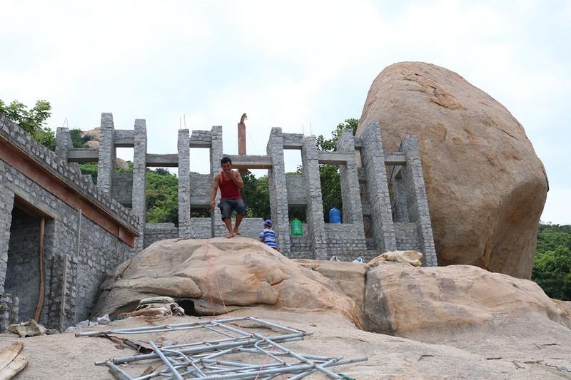 Xuýt xoa trước vẻ đẹp của nhà bảo tồn rùa trên núi Chúa - ảnh 13