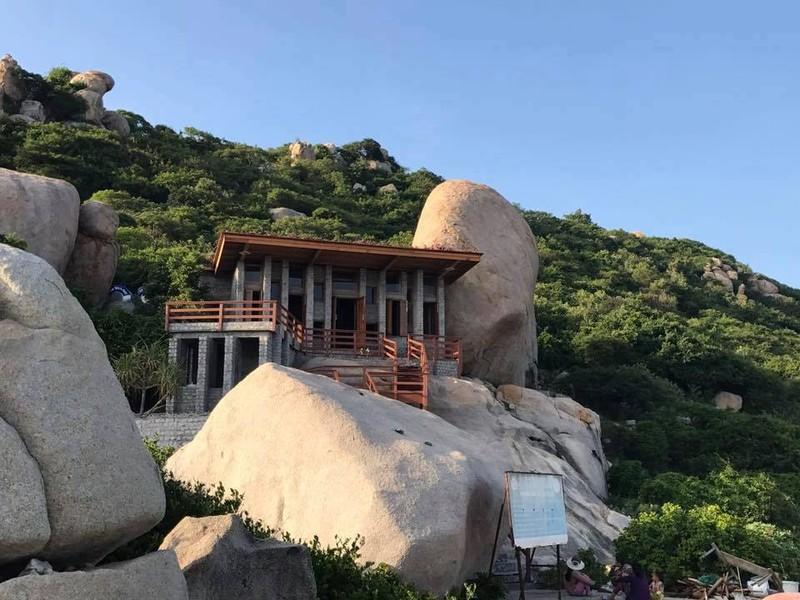 Xuýt xoa trước vẻ đẹp của nhà bảo tồn rùa trên núi Chúa - ảnh 2