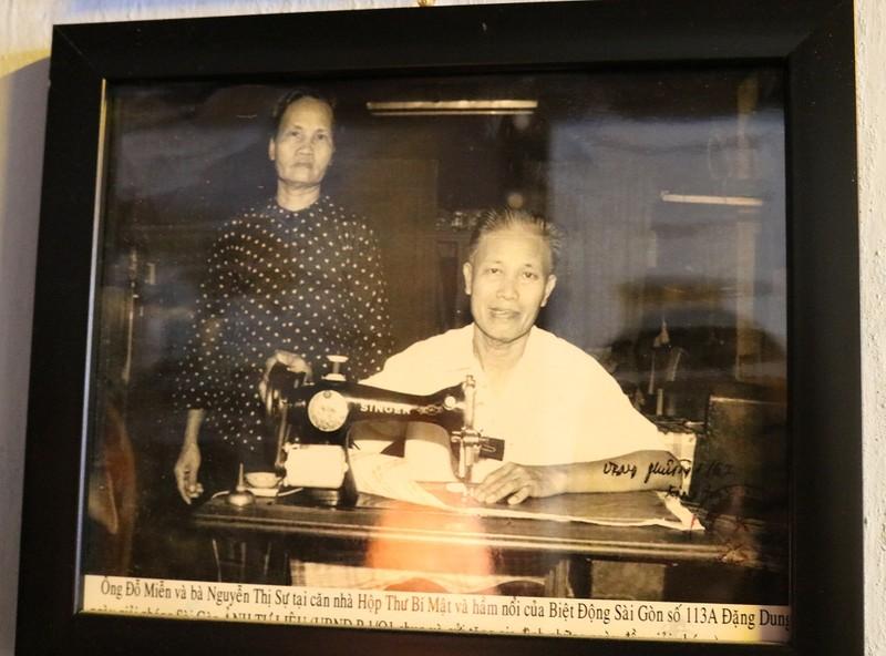 Khai trương quán cà phê Biệt động Sài Gòn - ảnh 3