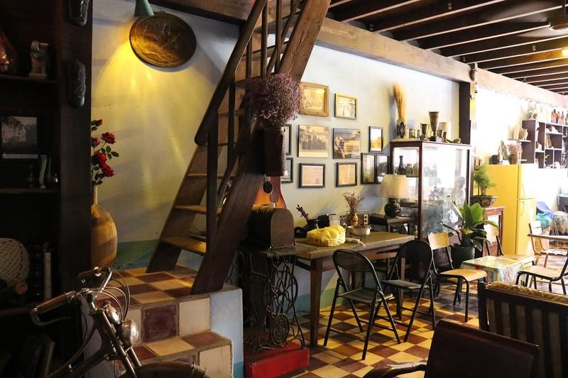 Khai trương quán cà phê Biệt động Sài Gòn - ảnh 29