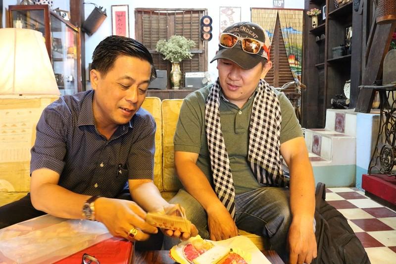 Khai trương quán cà phê Biệt động Sài Gòn - ảnh 1