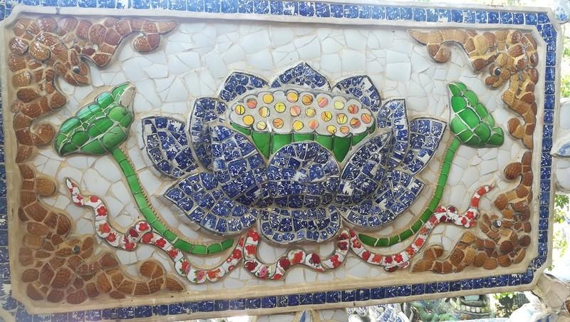 Chuyện về ngôi chùa 've chai' giữ nhiều kỷ lục ở Đà Lạt - ảnh 2