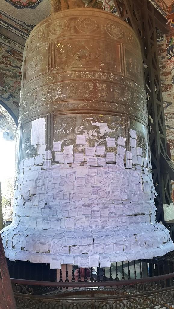 Chuyện về ngôi chùa 've chai' giữ nhiều kỷ lục ở Đà Lạt - ảnh 8