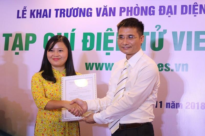 Tạp chí VietTimes khai trương văn phòng đại diện ở TP.HCM - ảnh 1