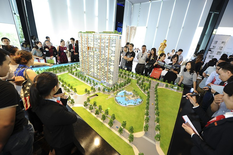River Panorama có 'khu nhà mẫu ấn tượng nhất châu Á' - ảnh 1