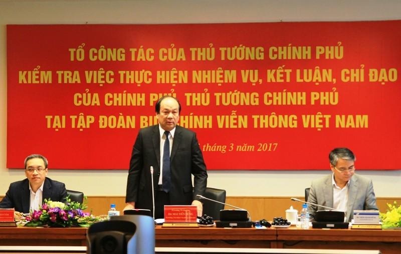 Thủ tướng lưu ý VNPT về an ninh mạng, tin nhắn rác… - ảnh 1