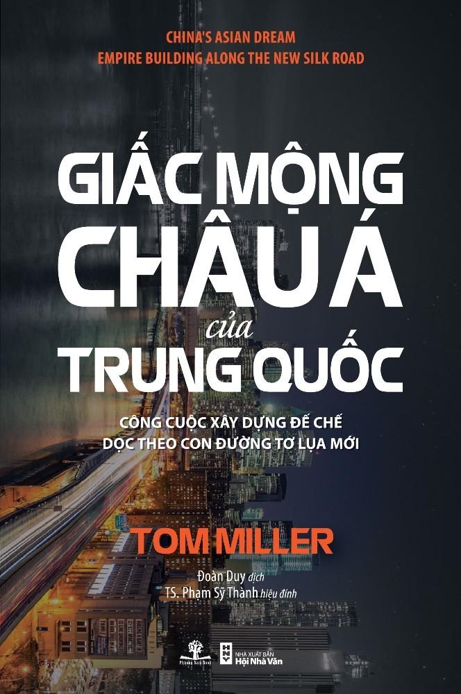 'Giấc mộng châu Á của Trung Quốc' - ảnh 1