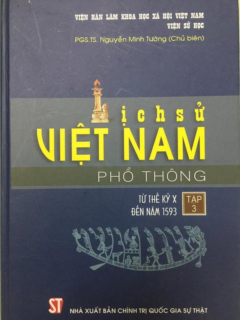 Tiếp tục tranh cãi ai là thân phụ Thái sư Trần Thủ Độ - ảnh 1