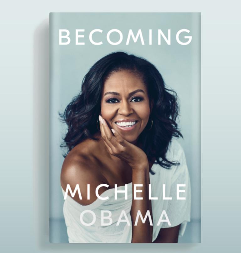 Hồi ký của Michelle Obama: Lần đầu công bố nhiều sự kiện - ảnh 1