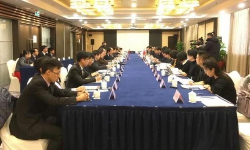 Việt Nam - Trung Quốc đàm phán lĩnh vực ít nhạy cảm trên biển - ảnh 1