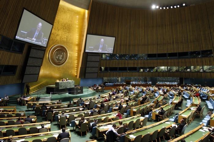 Việt Nam trúng cử vào Ủy ban Luật thương mại quốc tế của LHQ  - ảnh 1