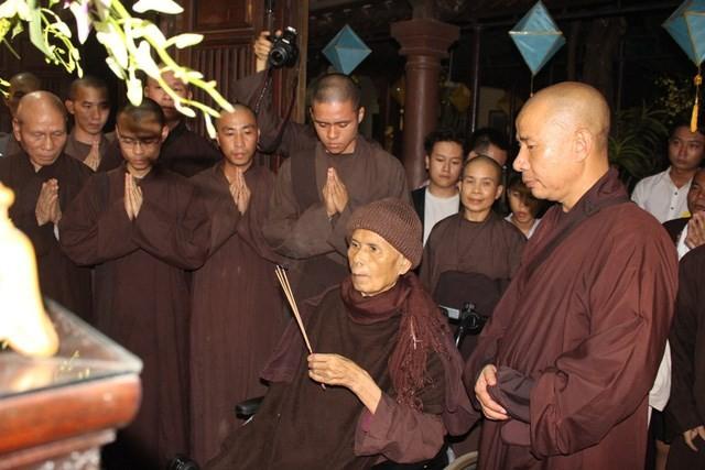 Công chiếu phim tài liệu về Thiền sư Thích Nhất Hạnh  - ảnh 1