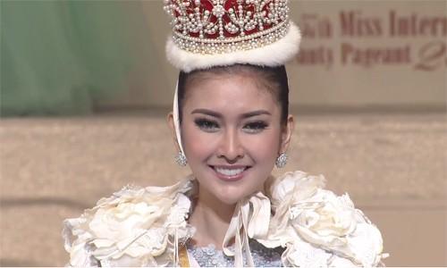 Vẻ đẹp của tân Hoa hậu Quốc tế 2017 - ảnh 6