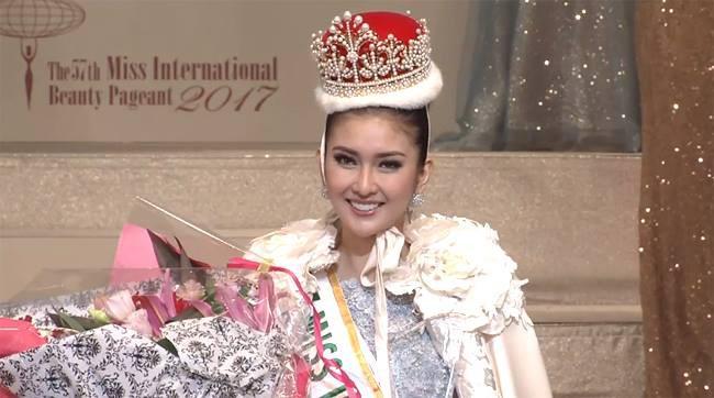 Vẻ đẹp của tân Hoa hậu Quốc tế 2017 - ảnh 1