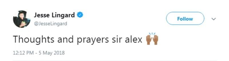 Huyền thoại Sir Alex Ferguson nguy kịch,cả thế giới cầu nguyện - ảnh 15