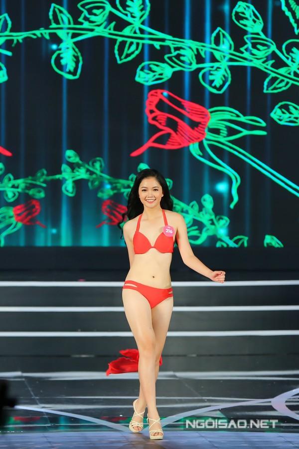 Ngắm nữ sinh viên miền Nam vào chung kết Hoa hậu Việt Nam 2018 - ảnh 5