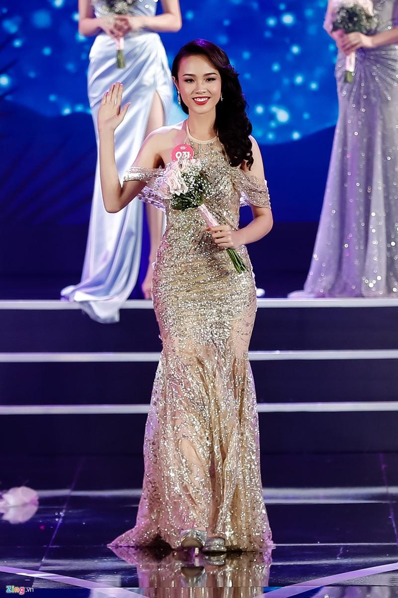 Ngắm nữ sinh viên miền Nam vào chung kết Hoa hậu Việt Nam 2018 - ảnh 2