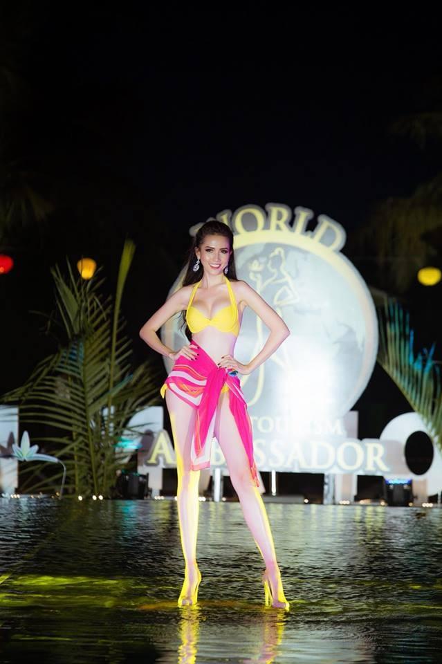 Ngắm Phan Thị Mơ - tân Hoa hậu Đại sứ du lịch thế giới  - ảnh 5