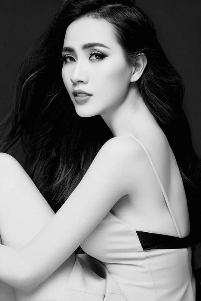 Ngắm Phan Thị Mơ - tân Hoa hậu Đại sứ du lịch thế giới  - ảnh 6