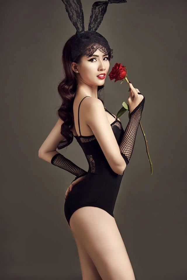 Ngắm Phan Thị Mơ - tân Hoa hậu Đại sứ du lịch thế giới  - ảnh 7