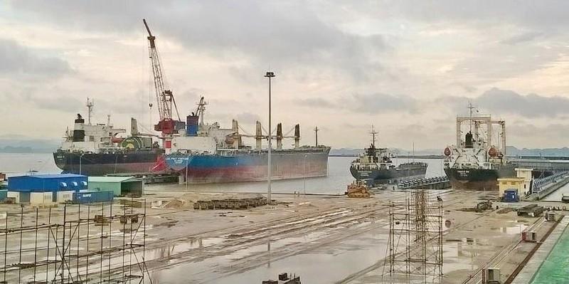 Tai nạn khi đang sửa tàu biển, hai công nhân thiệt mạng - ảnh 1