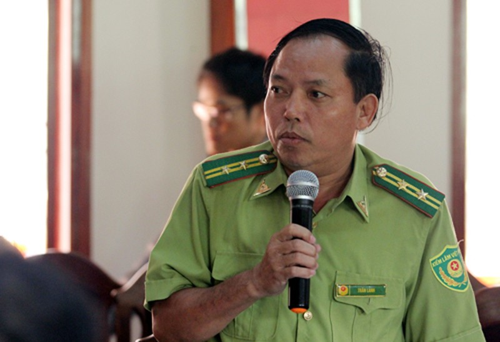 Cách chức Giám đốc Ban quản lý rừng phòng hộ Quảng Nam - ảnh 1
